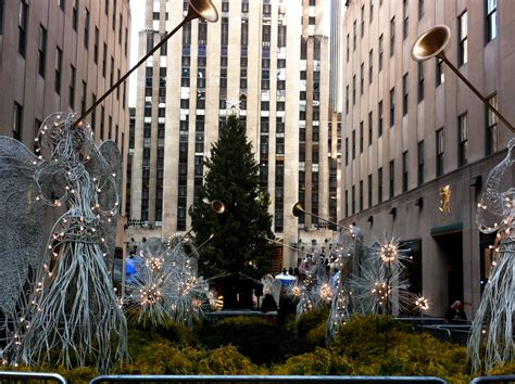 trends decoration rockefeller center christmas tree