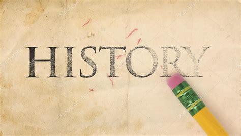 origin of the word erasing history stock photo 169 mcarrel 4681227
