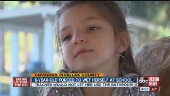 Chloee kingett a kindergartner says she humiliated and then put in a