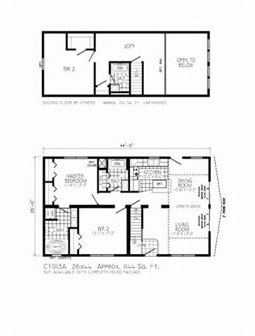 Cape Floor Plans Ct013a Woodcliff By Mannorwood Homes Cape Cod Floorplan