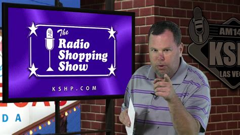 radio shopping show new this week november 12 2014