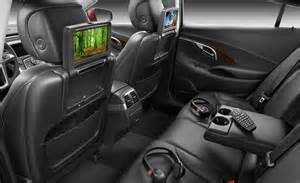 2010 Buick Lacrosse Interior Car And Driver