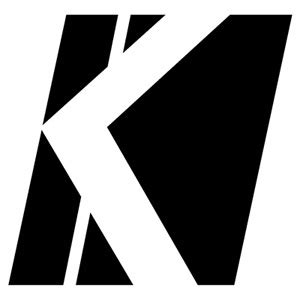 Kickers 072 Black kicker logo outlaw custom designs llc