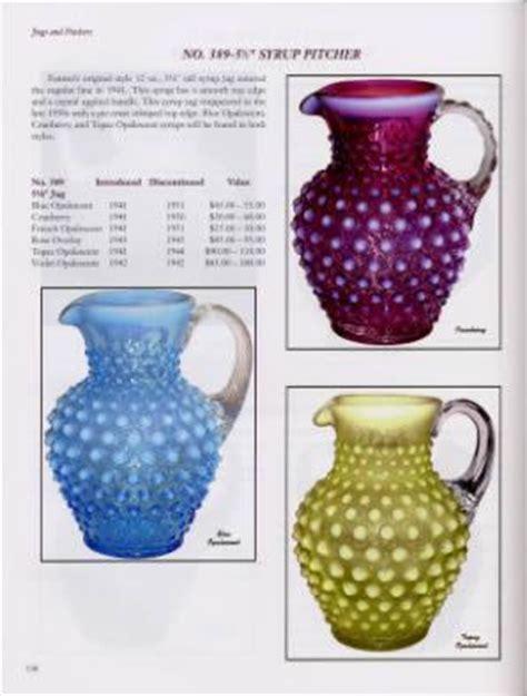 the opalescent books fenton glass hobnail pattern book cranberry opalescent ebay
