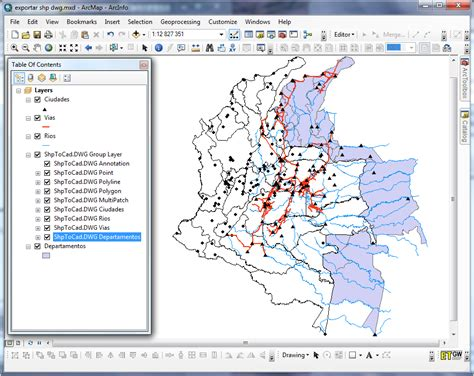 tutorial arcgis 10 3 herramienta cogo tutoriales civil3d y arcgis by robalexo