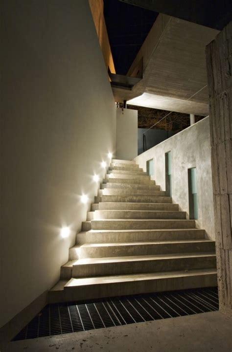 Stair Lighting Fixtures 21 Staircase Lighting Design Ideas Pictures