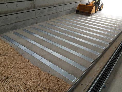 Wooden Grain Drying Floors, On Floor Grain Drying systems