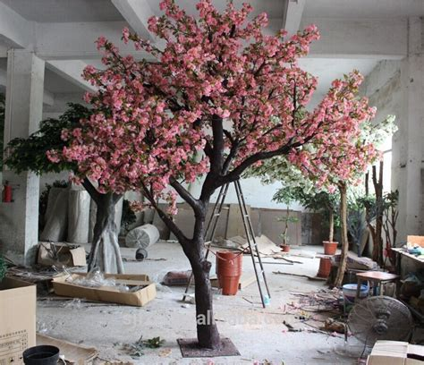 Source Customized 2.8m artificial cherry blossom tree in