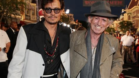 Johnny Keith Richards Do Rollingstone by Johnny Depp The Last Buccaneer Rolling