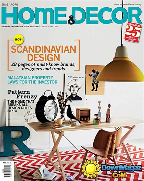 home decor magazines free download home decor singapore april 2013 187 download pdf