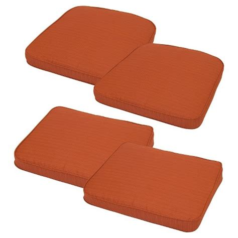 threshold loft 4 piece outdoor replacement patio cushion