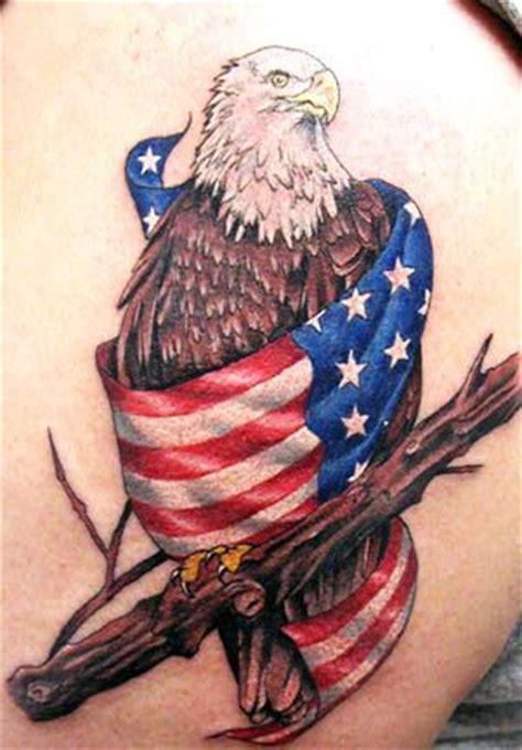 Millions Of Eagle Tattoos American Bald Eagle Tattoos