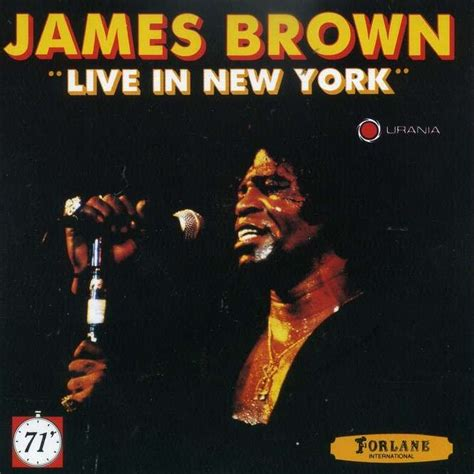 live new york live in new york by brown cd with capricordes ref