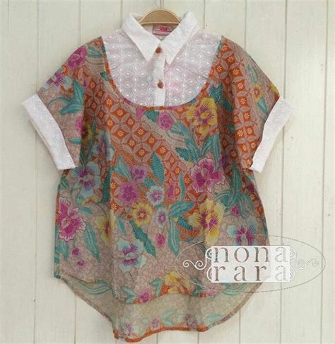 Dandelion Lawasan Blouse Batik By 587 best images about batik tenun ikat songket kebaya indonesia on