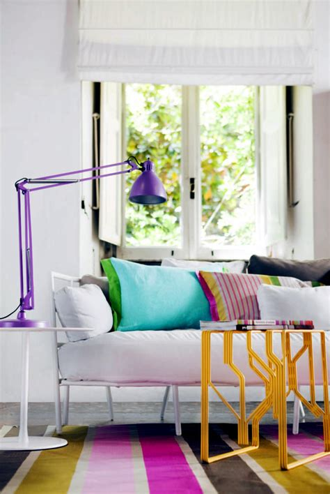 interior diy diy interior design with colorful cushions and rugs