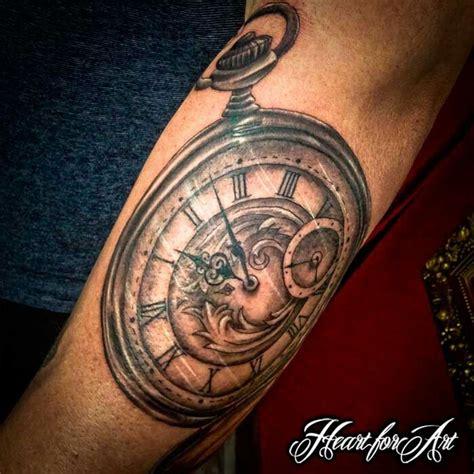 tattoo hand watch 100 unique watch tattoos
