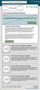 email template wireframe design service foundation plan