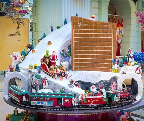 Amazing Wynn Design And Development Las Vegas #4: Holiday2016-Gingerbread-Tower-Jeff-Green-588.jpg