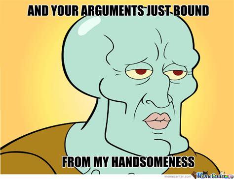 Squidward Meme - handsome squidward memes image memes at relatably com