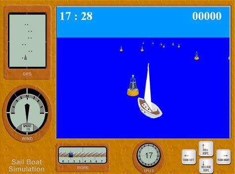 boat simulator flash play free sail boat simulation online games