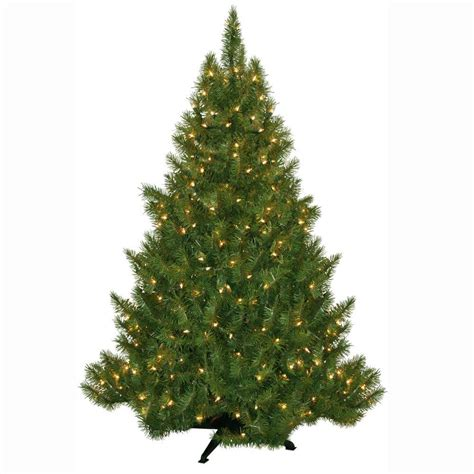 4 ft outdoor lighted christmas tree general foam 4 5 ft pre lit carolina fir artificial