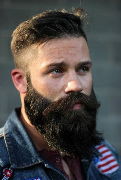 Hairstyles With Beard by New Hairstyles For With Beards