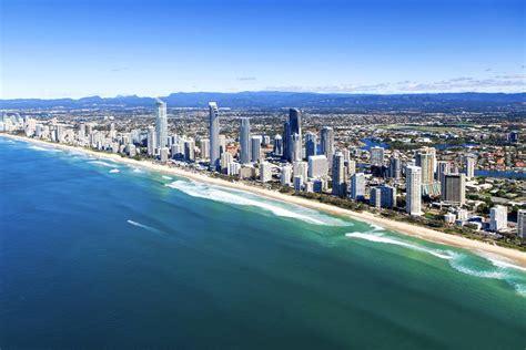 gold coast gold coast australien coolangatta bis stradbroke island