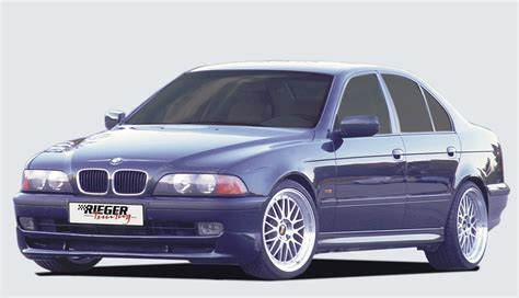 bmw e39 abs rieger abs fits bmw typ e39 front spoiler lip 53100 ebay