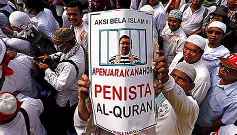 ahok uber why is religious intolerance on the rise in indonesia