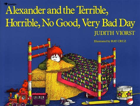 bad before and those in between books terrible horrible bad day judith