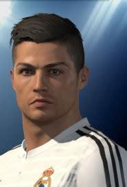 pes 2015 cristiano ronaldo face by editha pes patch cristiano ronaldo pro evolution soccer wiki neoseeker