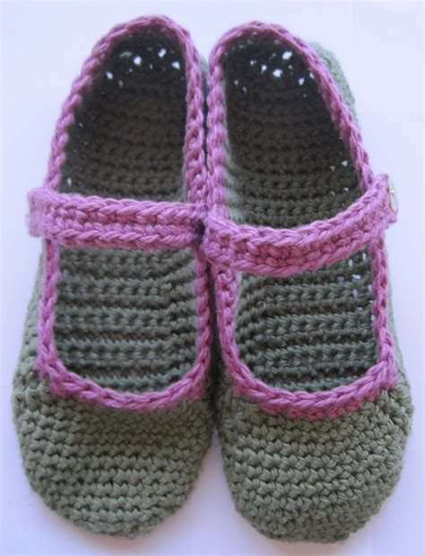 free patterns slippers free pattern for crocheted slippers the