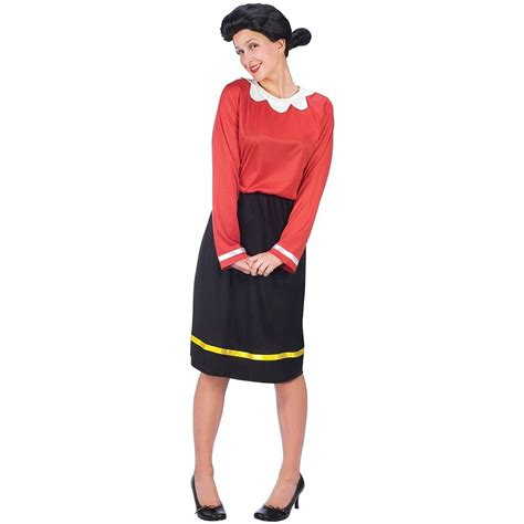 Olive Oyl olive oyl costume costumes fc