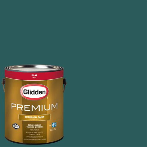 home depot paint nfl colors glidden premium 1 gal nfl 104a philadelphia eagles
