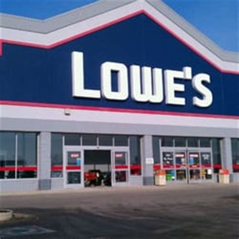 lowe s home improvement warehouse store of wnchstr