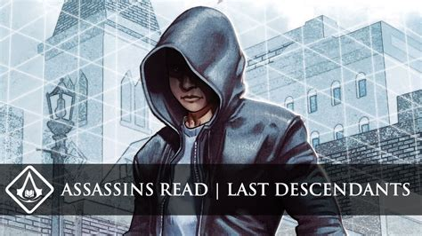 libro last descendants an assassins assassins read 1 assassin s creed last descendants