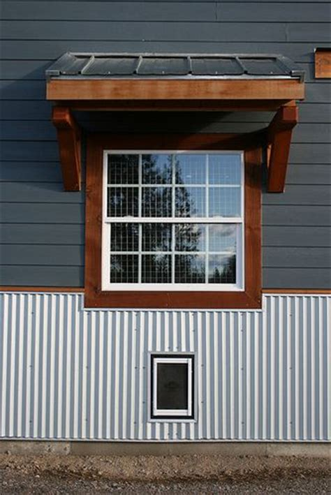 Corrugated Metal Awning by Best 25 Window Awnings Ideas On