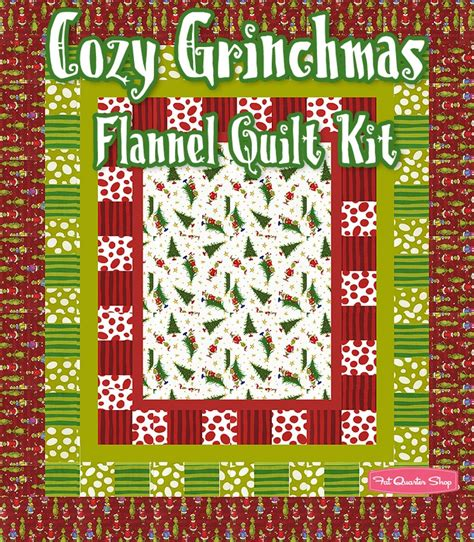 christmas grinch survival kit 1000 images about quilt ideas on quilt kits the grinch stole and quilt