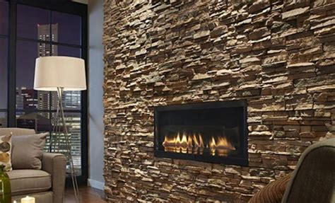 interior stone wall fireplace design ? Plushemisphere