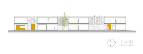 Health Section by Galeria De Centro M 233 Dico Em Muros Irisarri Pi 241 Era Arquitectos 25