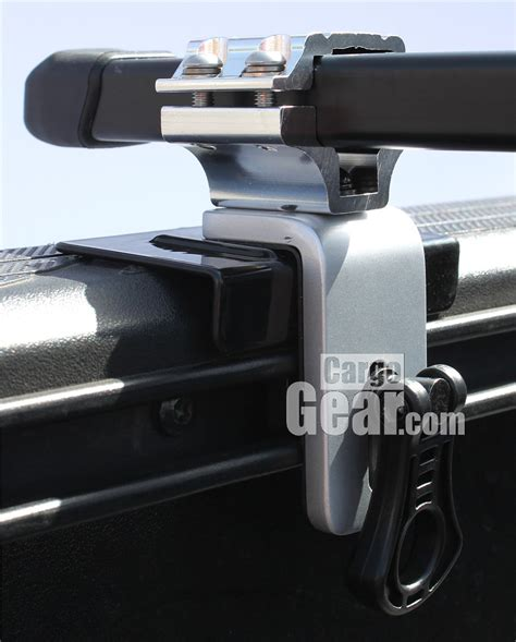 Truck Bed Cross Bars by Cl Detail Bases For C Channel Truck Bed Cross Bar Rack