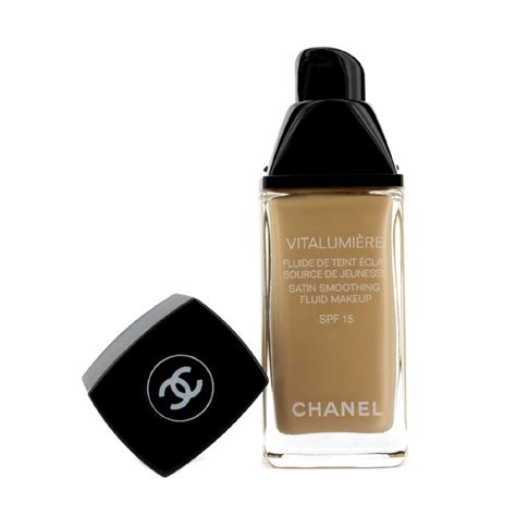 Make Up Chanel Indonesia chanel vitalumiere fluide makeup 20 clair fresh