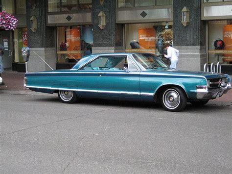 1965 chrysler 300l car classics