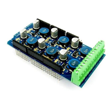 Led Hiled 6 Channel Led Shield For Arduino 0 35 0 7 1a From Conceptinetics On Tindie