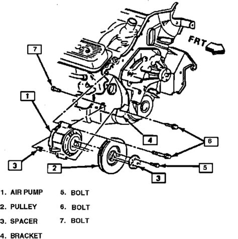 service manual electric power steering 1992 chevrolet suburban 1500 lane departure warning bracket layout for a 1989 k 1500 and 350 c i engine with a accessory
