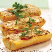 cara membuat roti john cheese garlic cheese roll