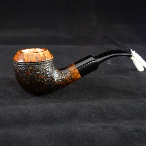 Handcrafted Tobacco Pipes - rhodesian style handmade briar pipe