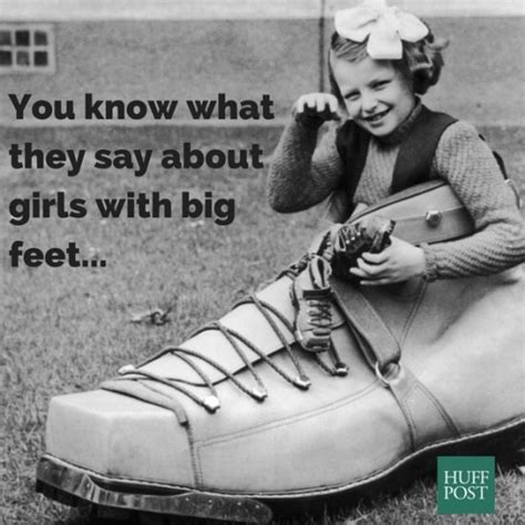 17 problems only women with large feet can understand
