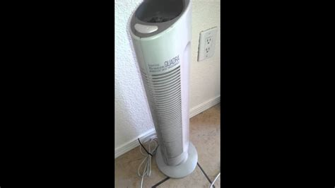 sharper image air purifier purchased  thrift store