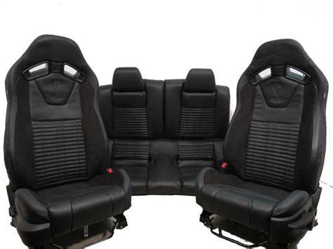 2012 mustang gt recaro seats replacement ford mustang gt500 snake factory recaro